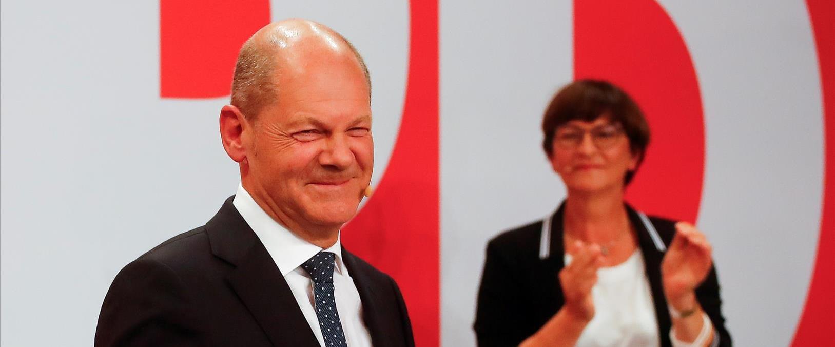 המועמדים לראשות הממשלה בגרמניה