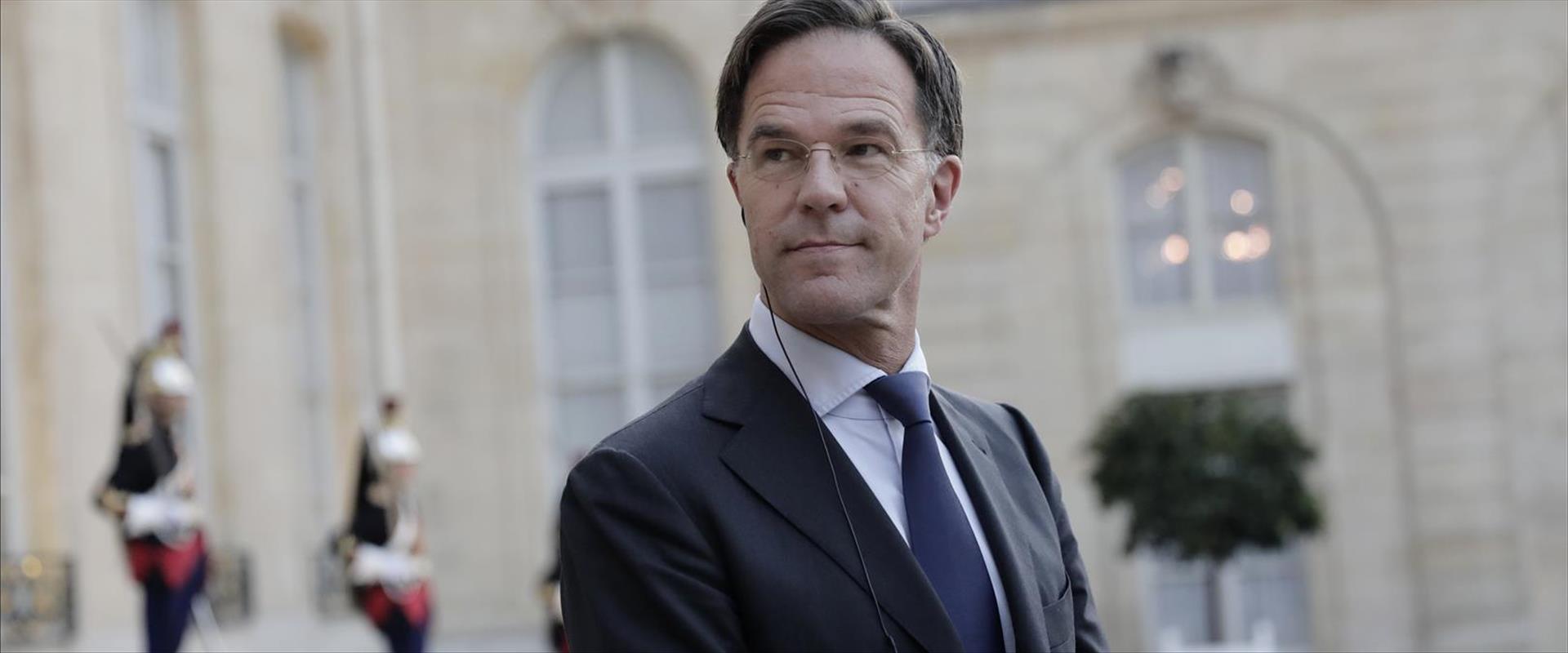 ראש ממשלת הולנד בפועל, מארק רוטה