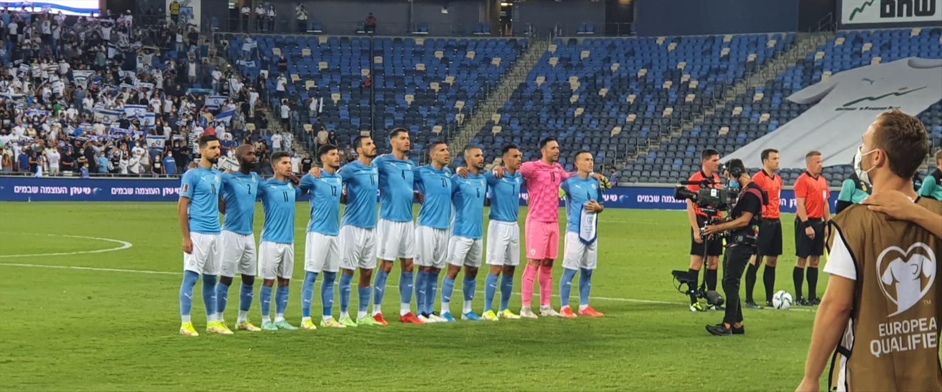 المنتخب الإسرائيلي بكرة القدم