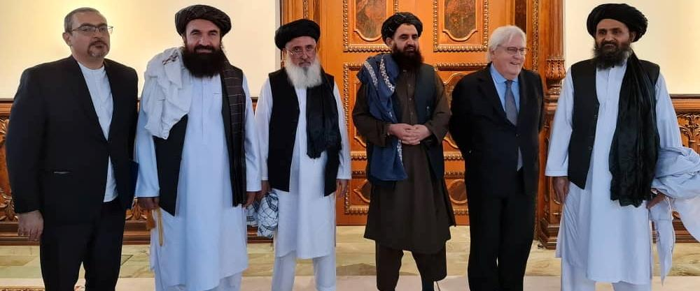 قادة طالبان في أفغانستان