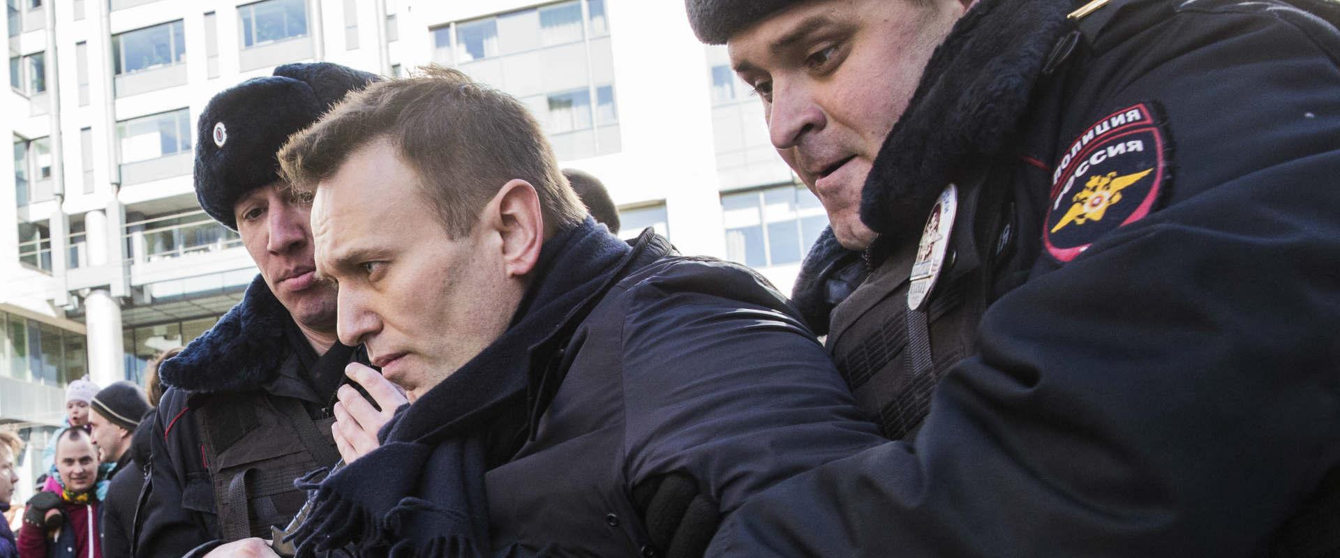 מעצרו של אלכסיי נבלני, השבוע