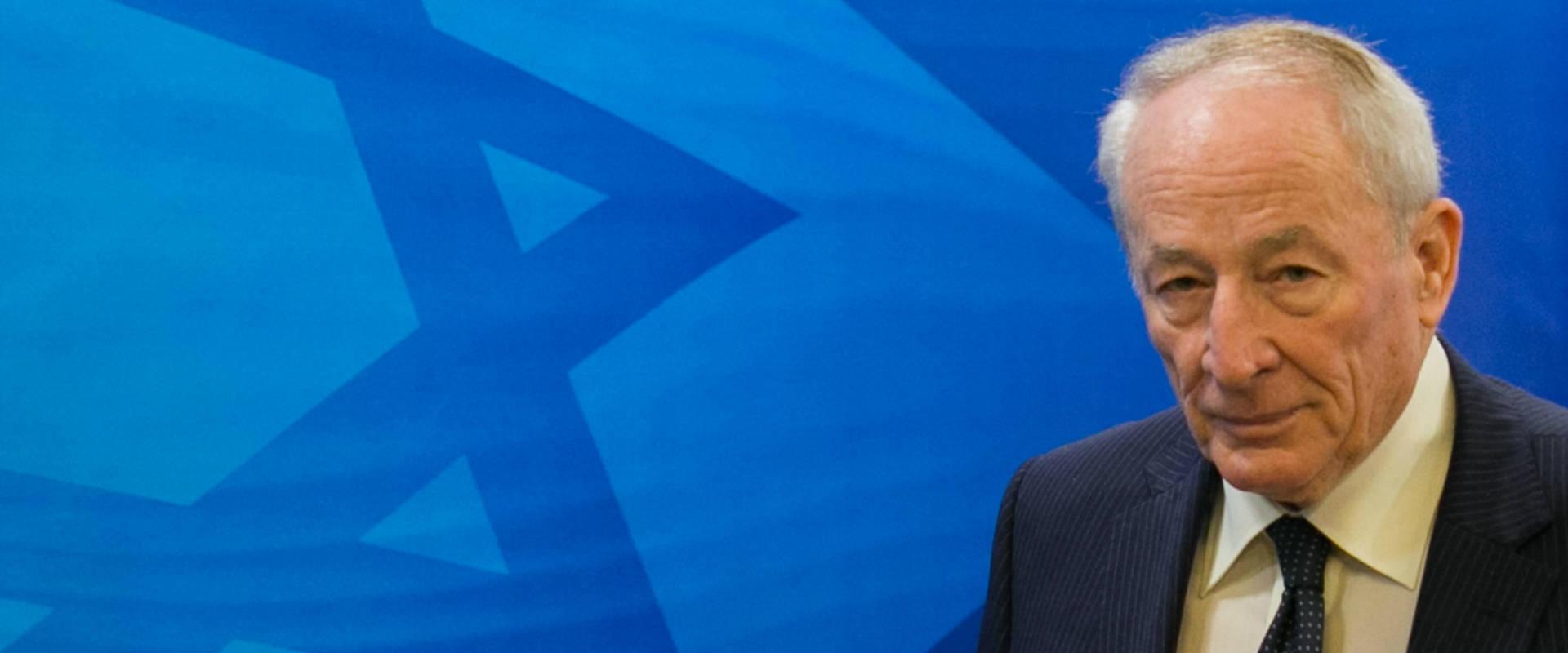 יהודה וינשטיין ב-2014