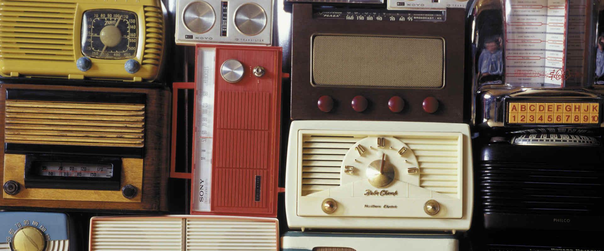 מכשירי רדיו