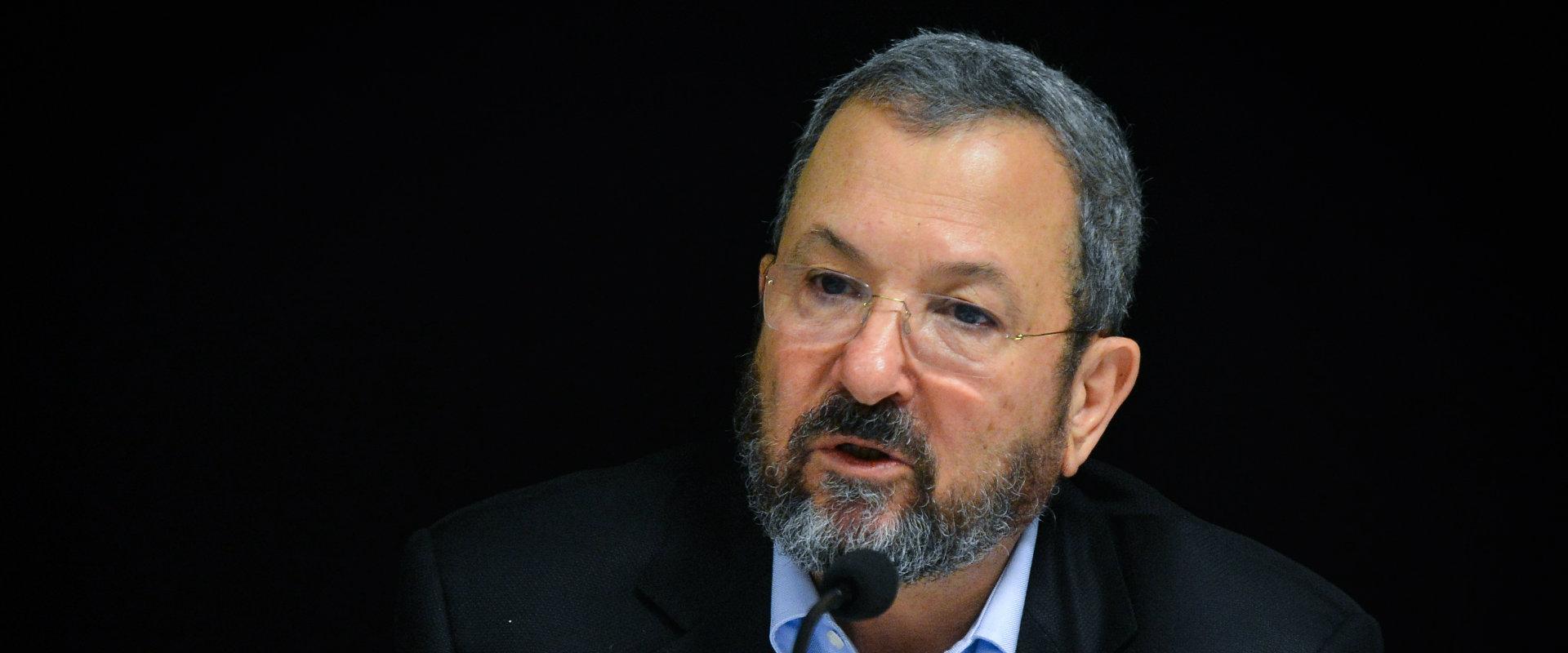 אהוד ברק, ב-2016