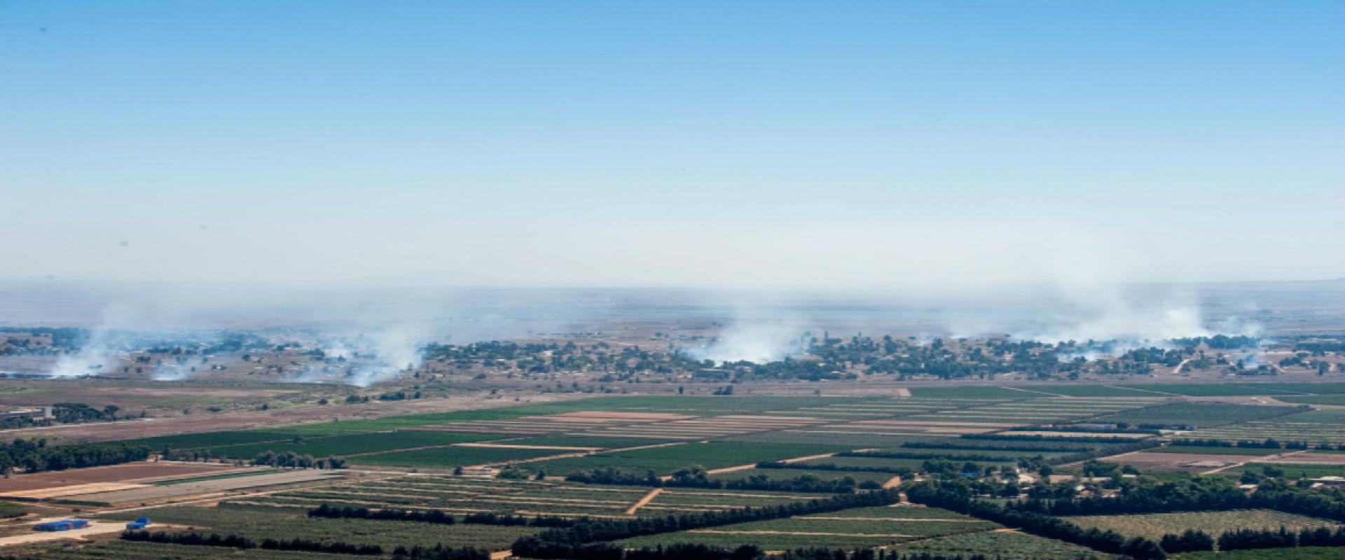 טנק ישראלי ברמת הגולן
