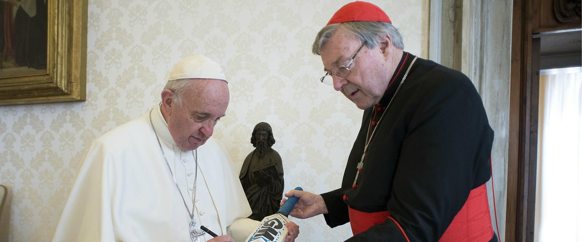 הקרדינל פל והאפיפיור