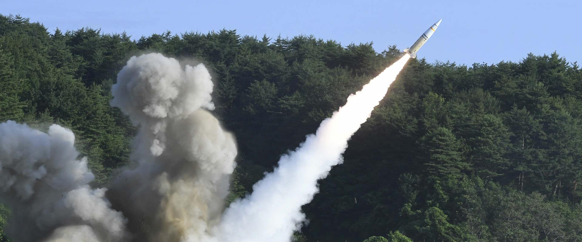 ארצות הברית ודרום קוריאה ביצעו ניסוי משותף בשיגור