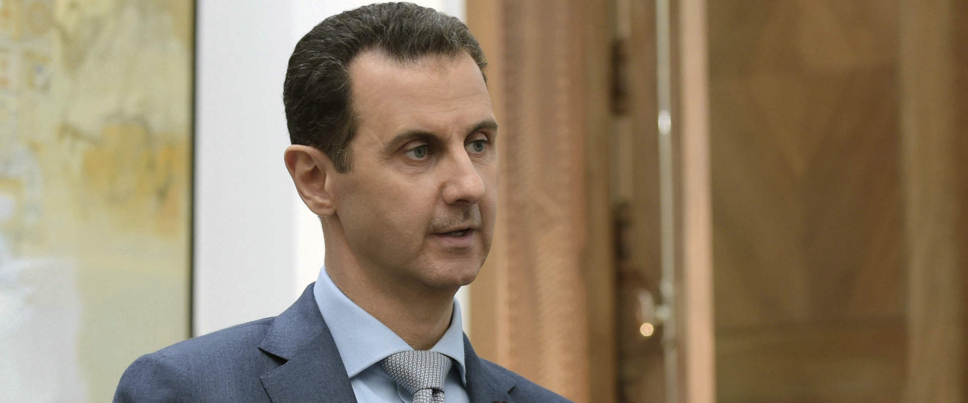 נשיא סוריה בשאר אסד