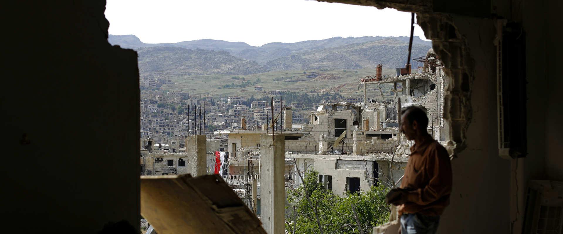 דמשק, מאי 2017
