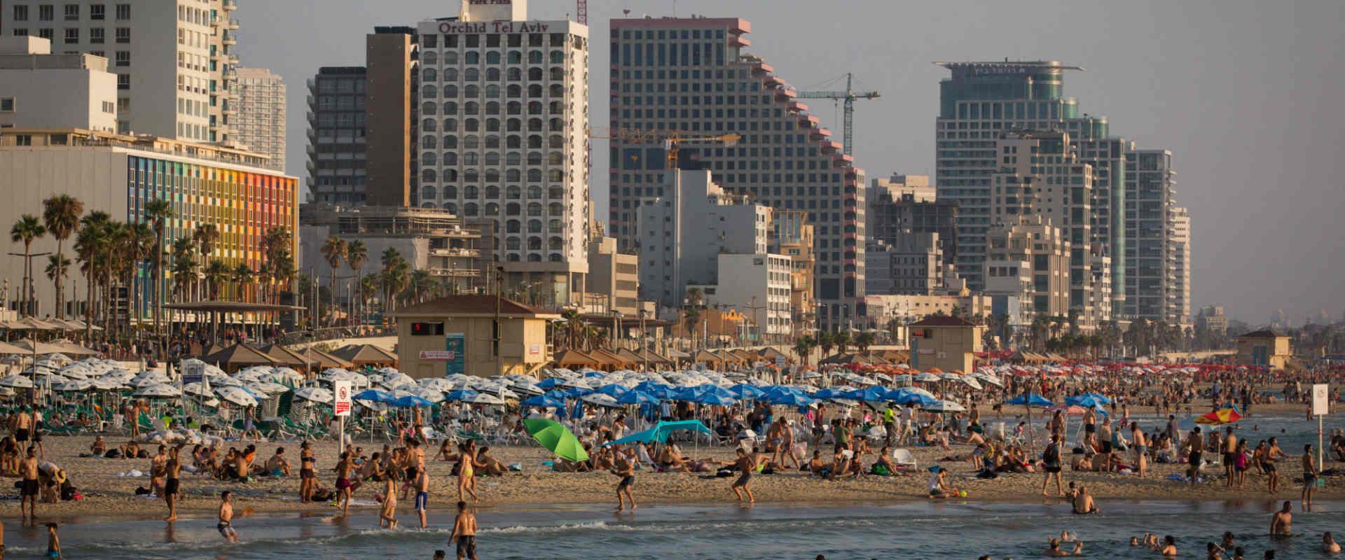 טיילת תל אביב, 2015