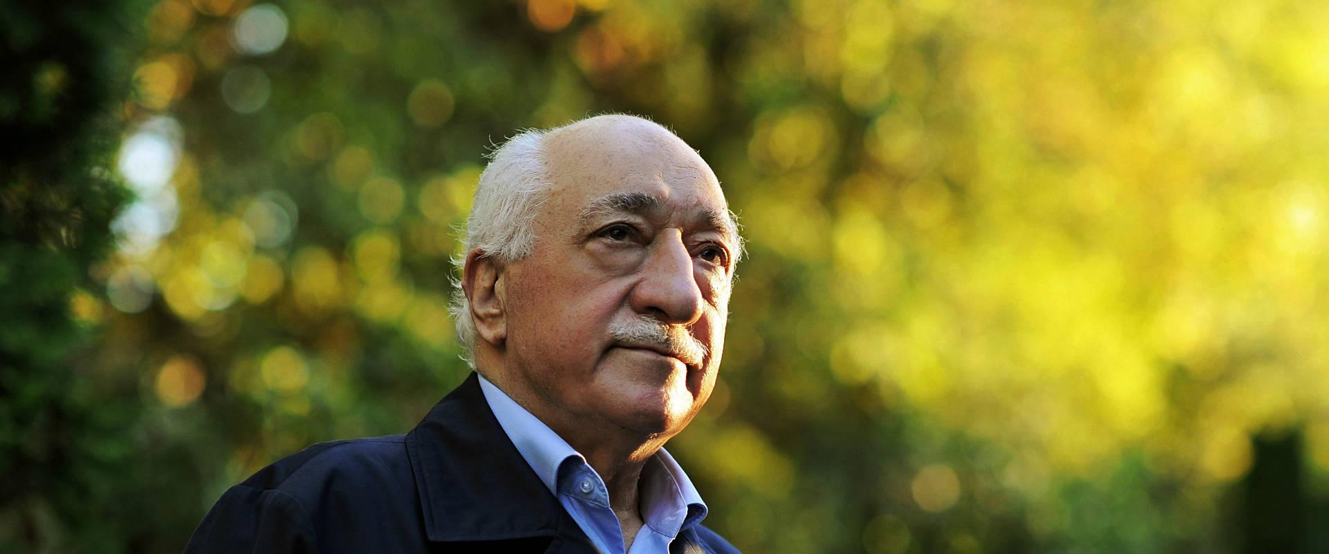 מנהיג האופוזיציה הטורקי הגולה, פתהוללה גולן