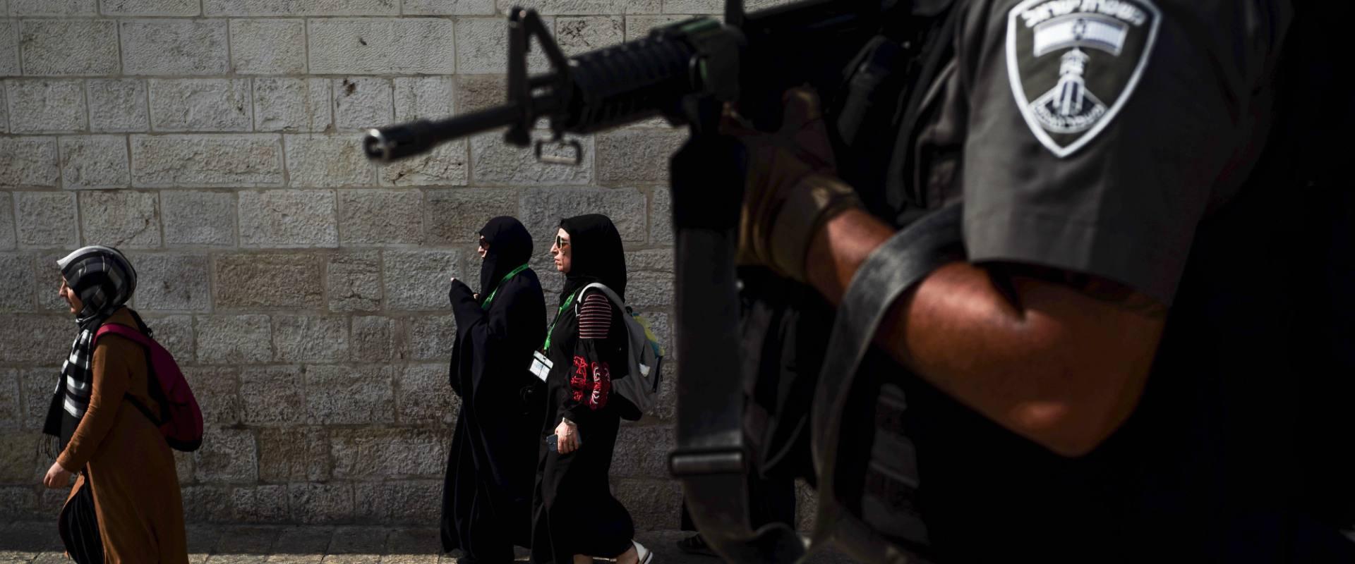 המתיחות בירושלים