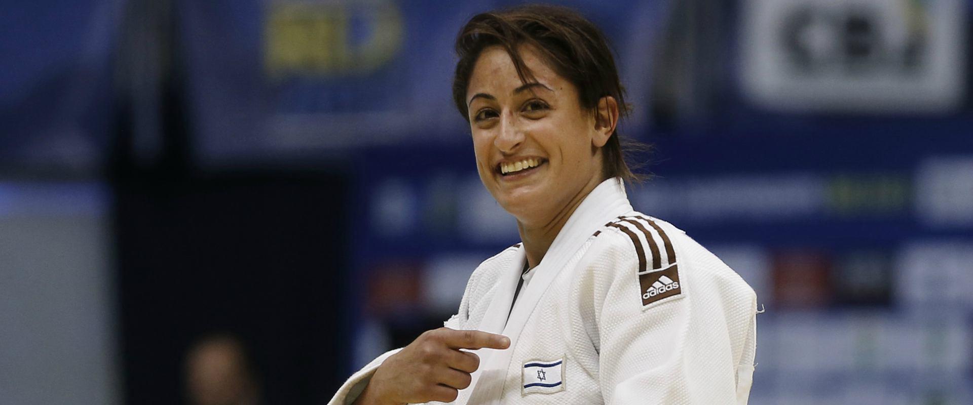 ירדן ג'רבי באולימפיאדת ריו 2016