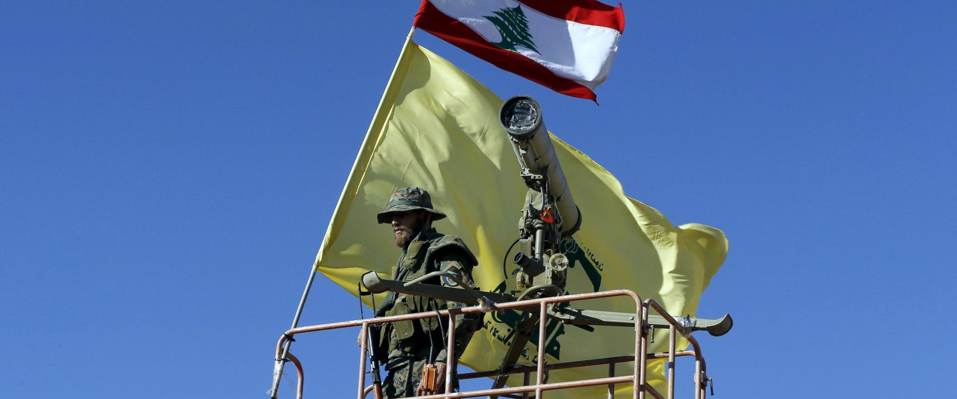 לוחם לבנוני