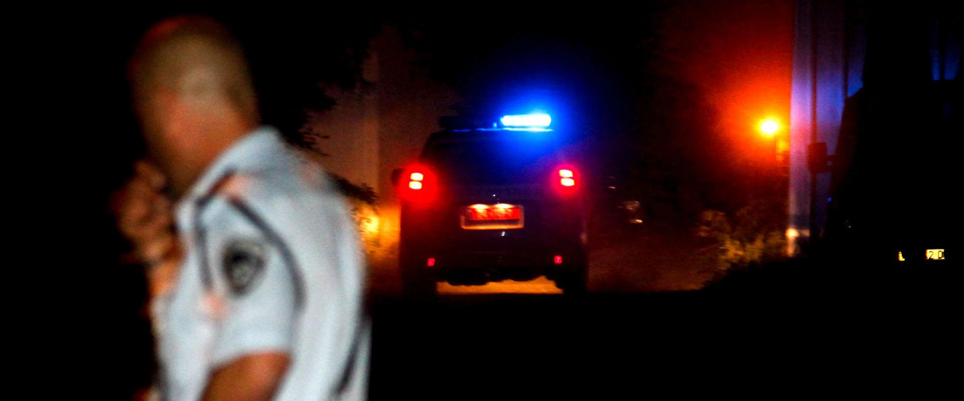 ניידת משטרה (ארכיון)