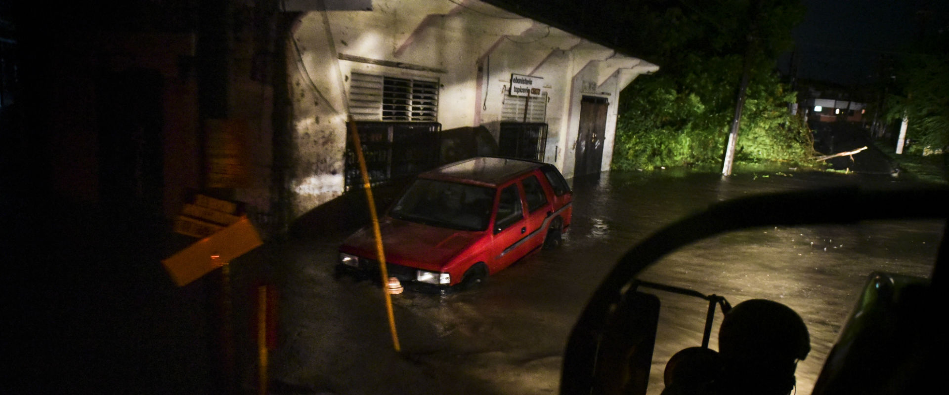 הצפות באיים הקריביים בעקבות הוריקן אירמה
