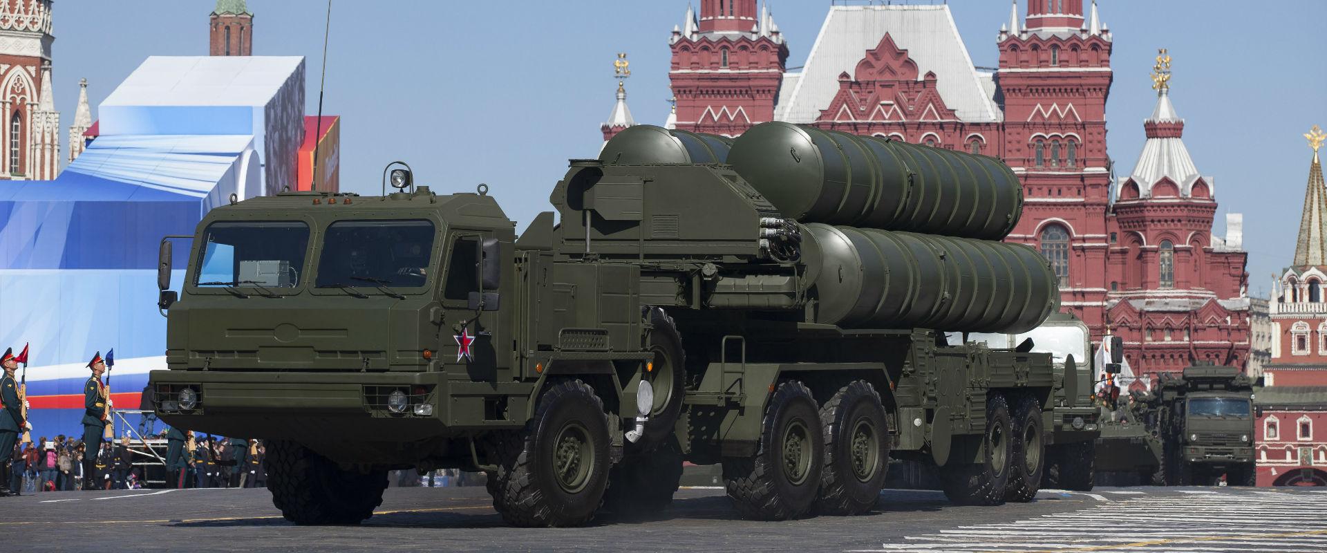 מערכת הטילים S-400