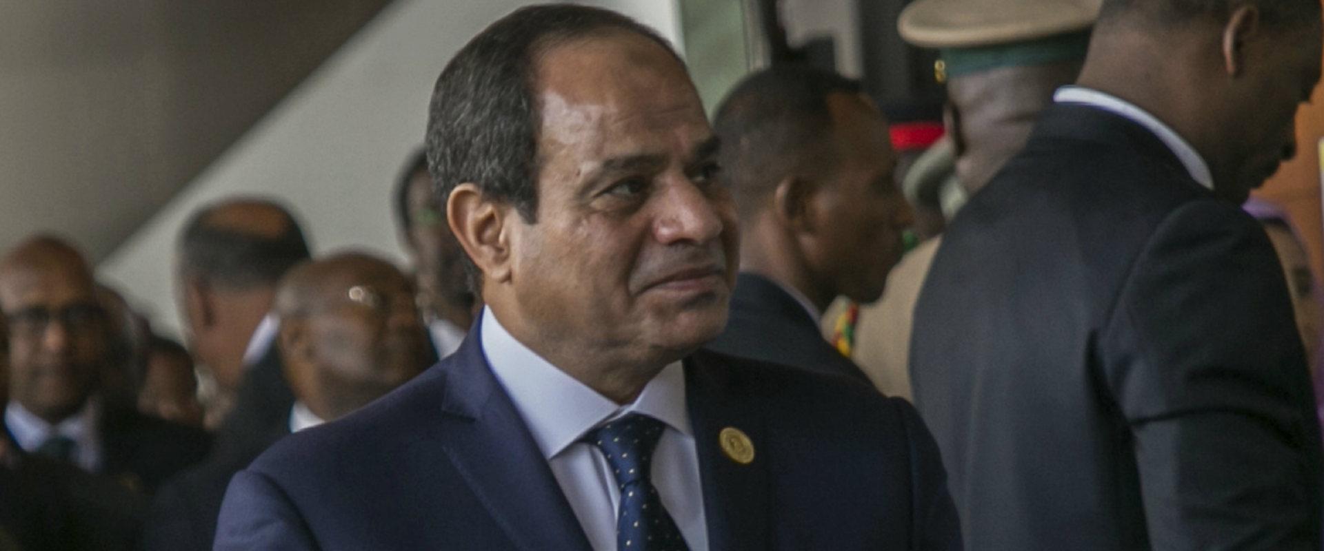 נשיא מצרים, א-סיסי
