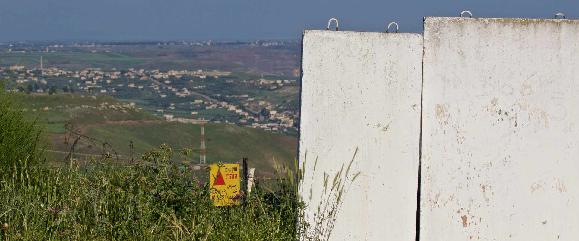 גבול ישראל-סוריה, בשנה שעברה