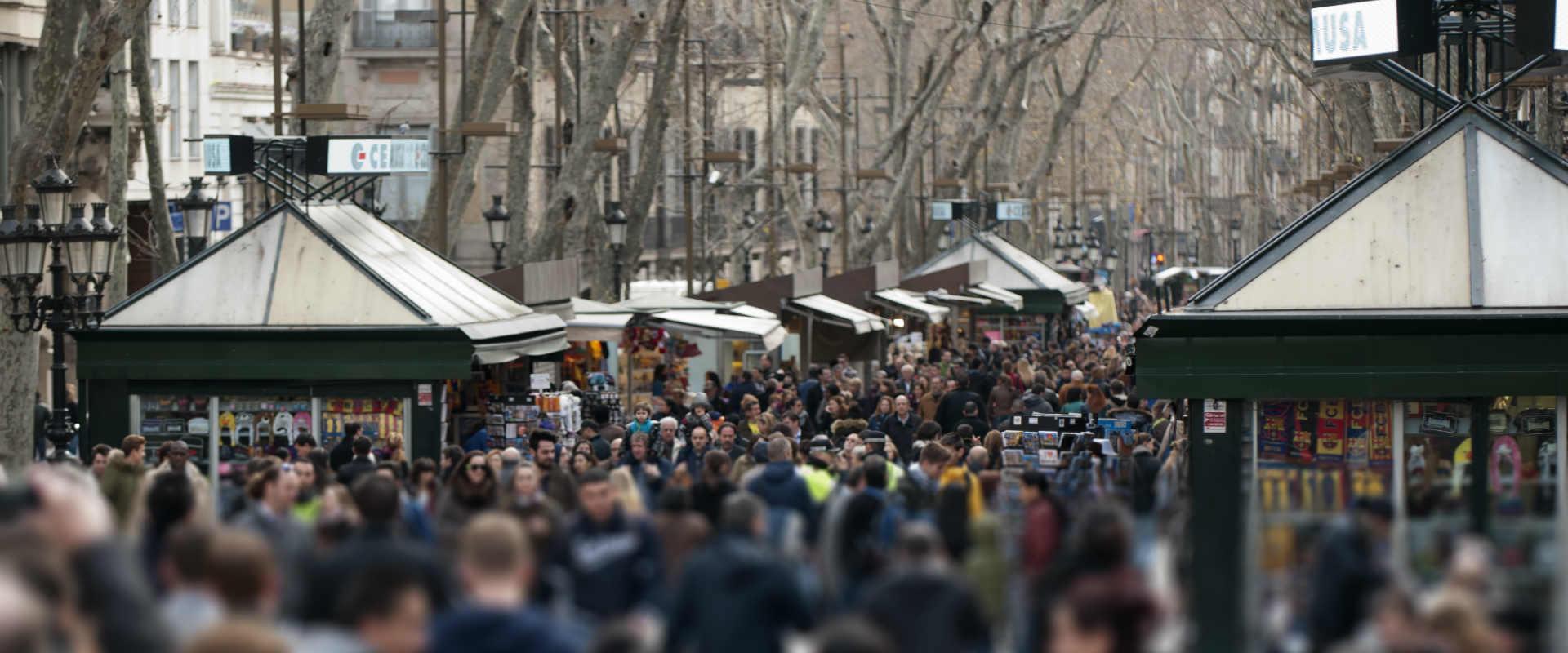רחובות ברצלונה