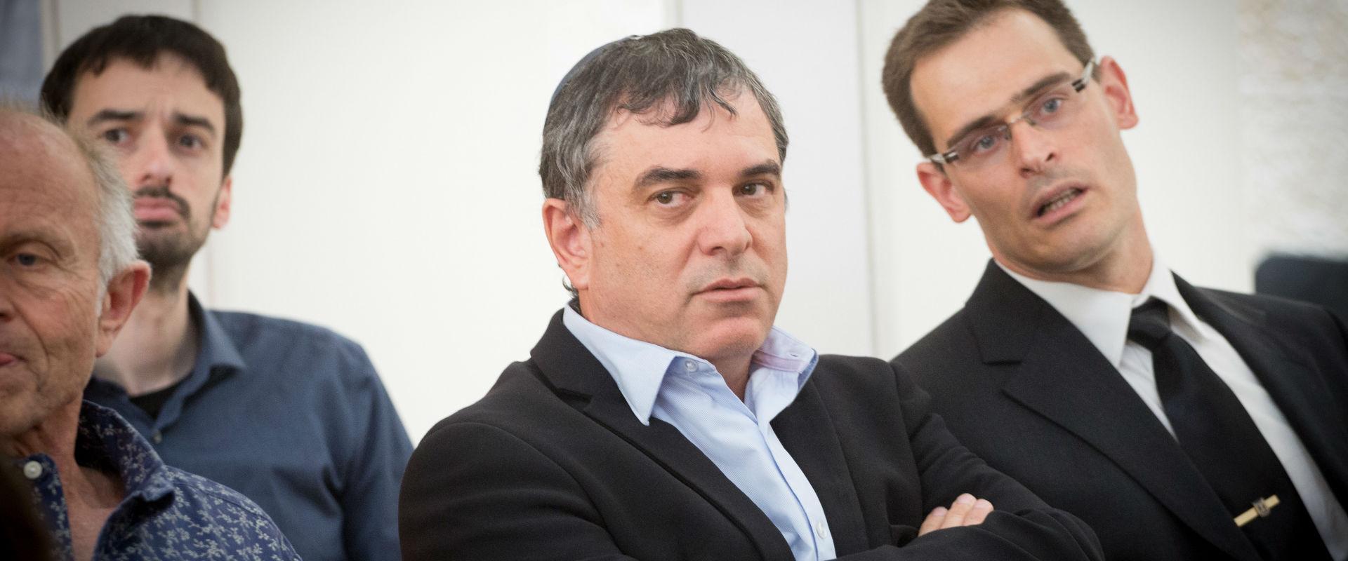 """מנכ""""ל משרד התקשורת, שלמה פילבר"""