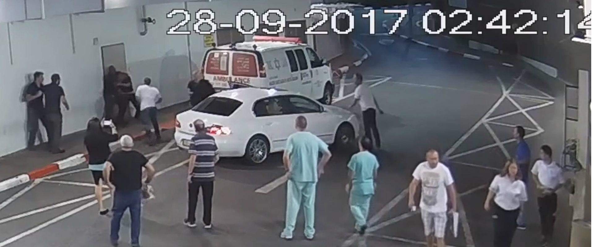 תמונות ממצלמת האבטחה