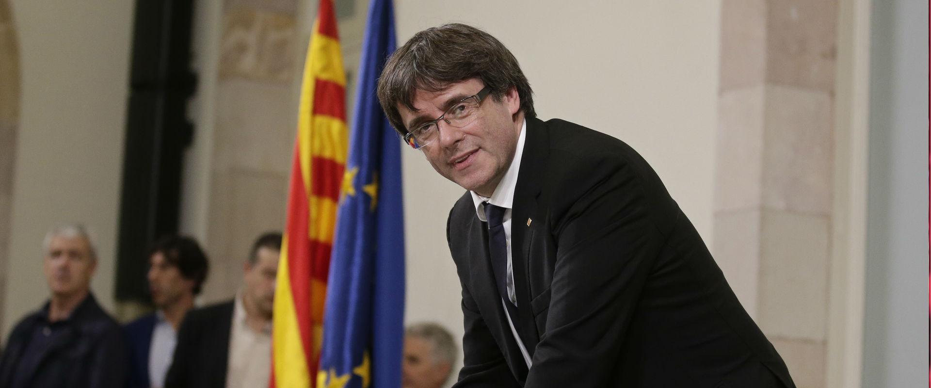 נשיא קטלוניה, קרלס פוג'דימון