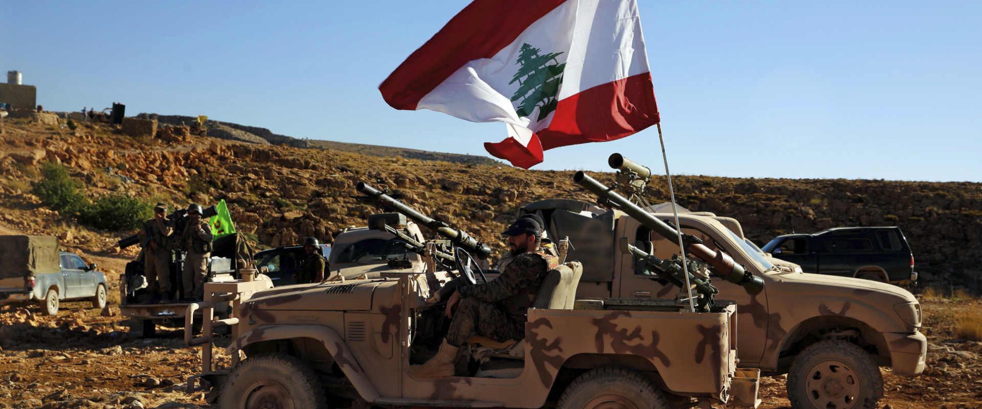 פעילי חיזבאללה בסוריה