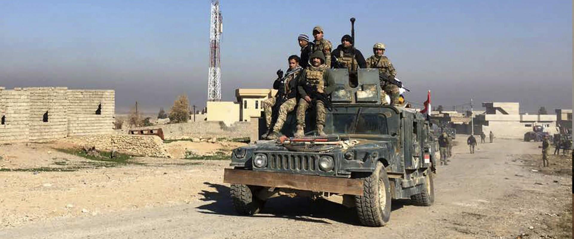 צבא עיראק (ארכיון)