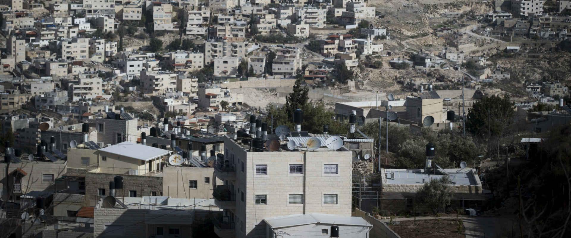 שכונת ג'בל מוכבר במזרח ירושלים, ארכיון