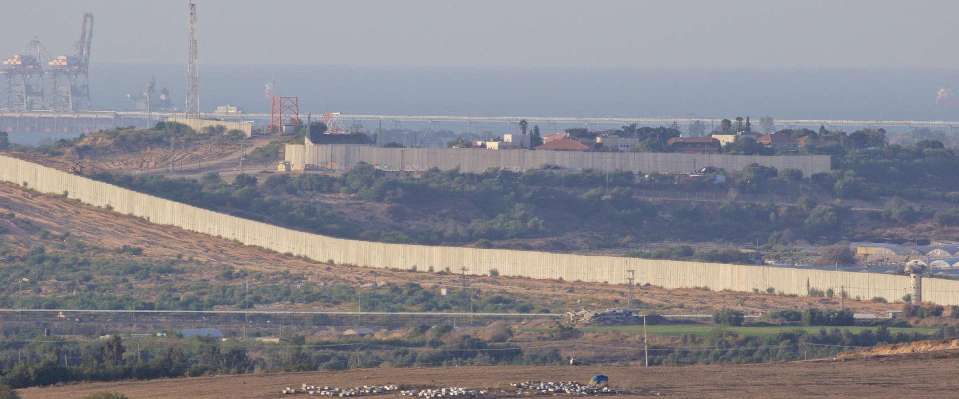 גבול ישראל-עזה