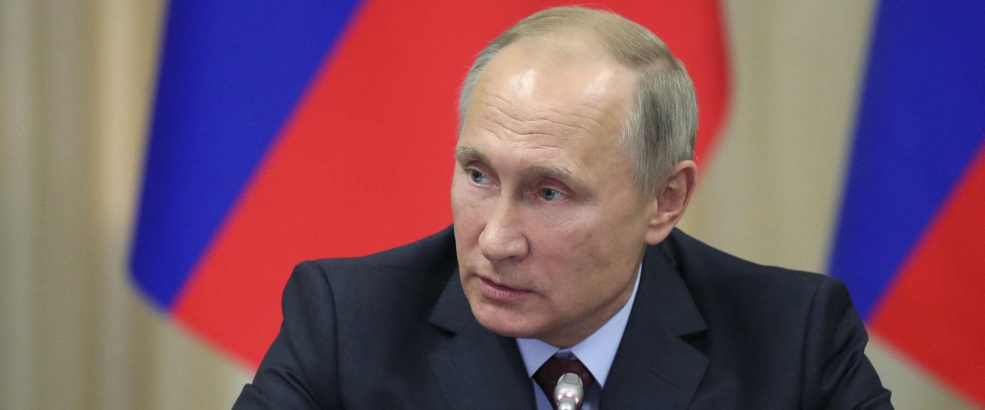 נשיא רוסיה, ולדימיר פוטין