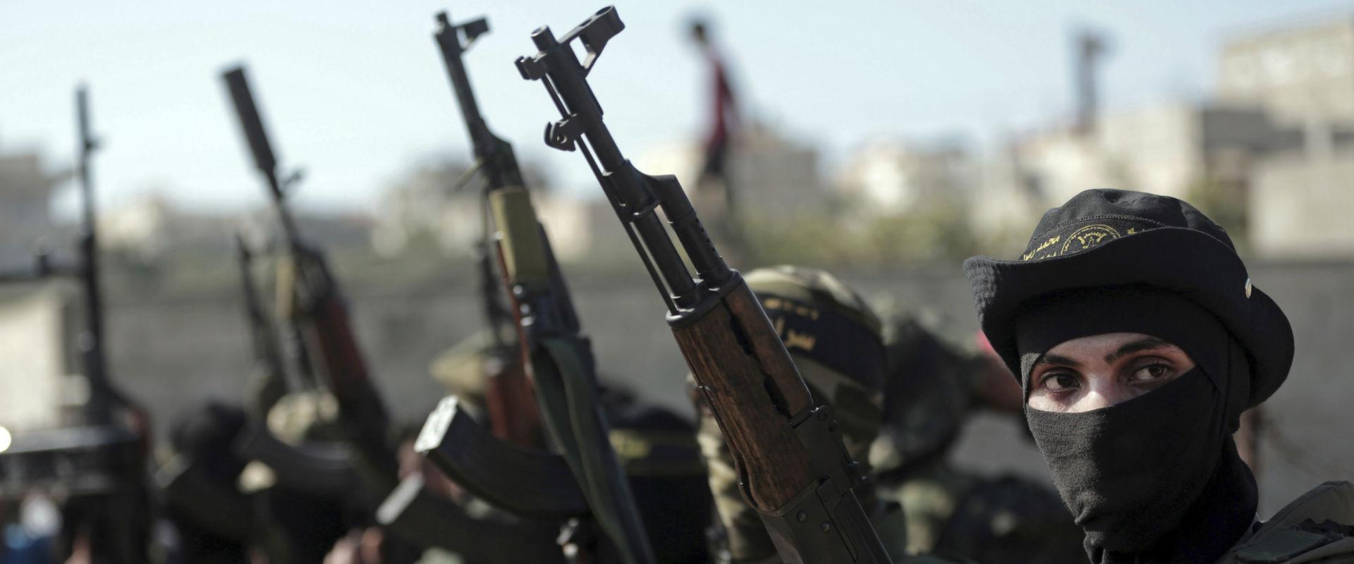 חמושים של הג'יהאד האסלאמי