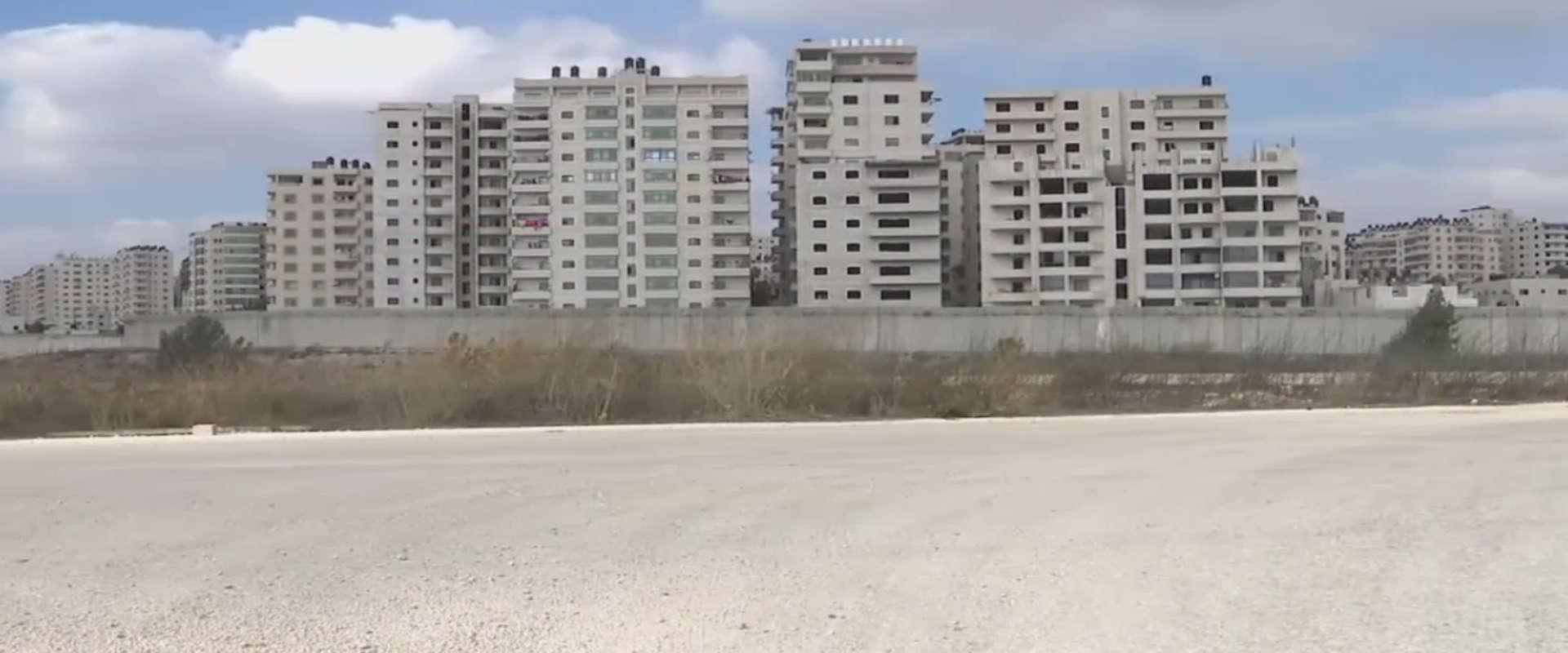 הבניינים המיועדים להריסה בצפון ירושלים