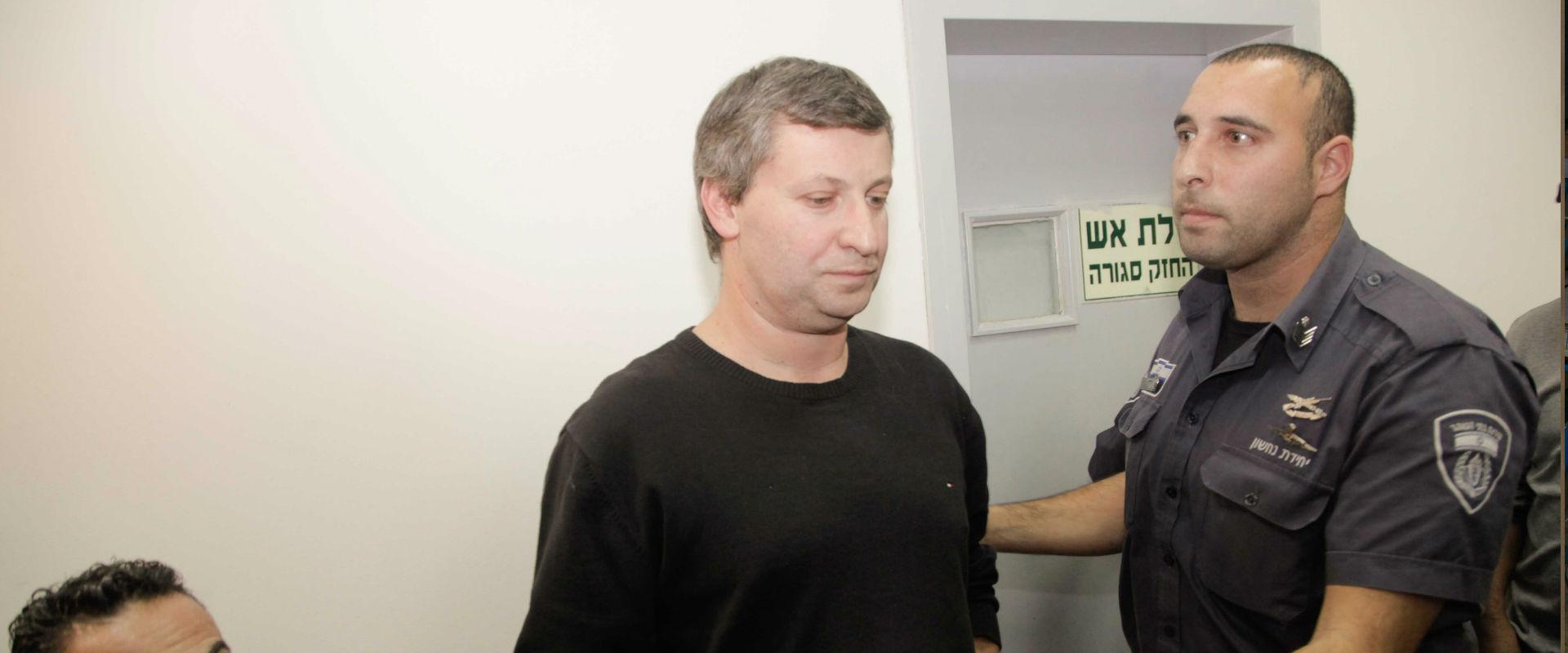 השר לשעבר סטס מיסז'ניקוב