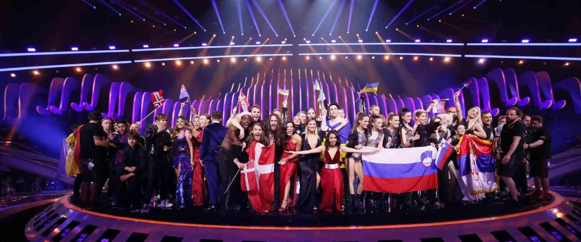 אירוויזיון 2018
