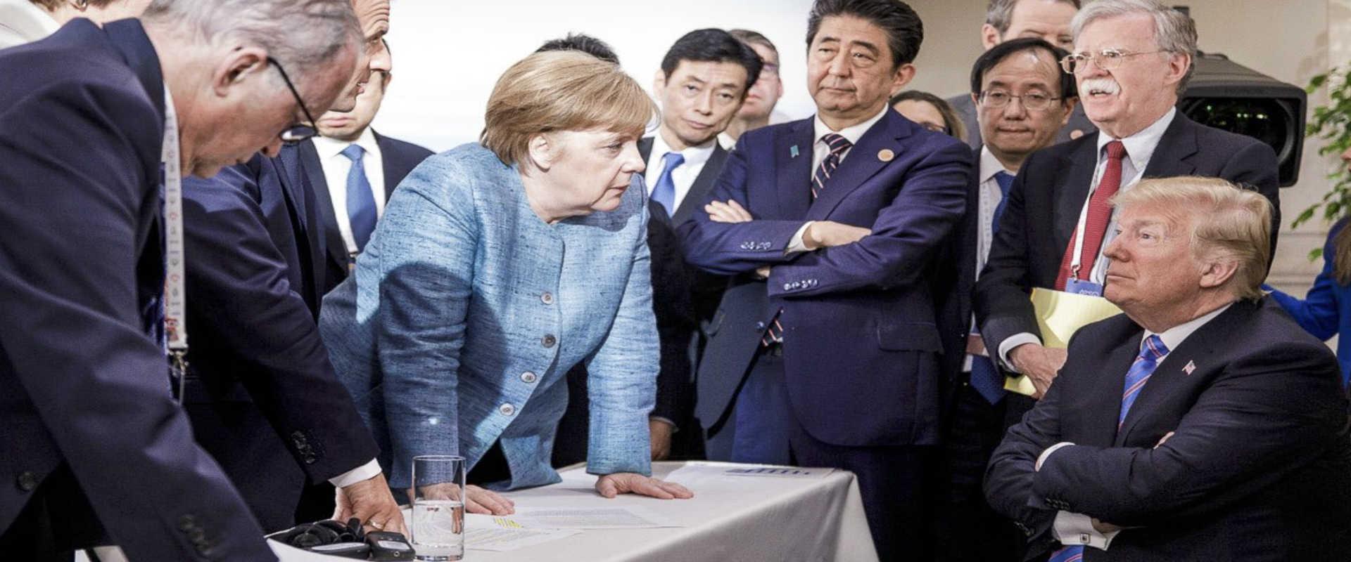 מנהיגי מדינות G7