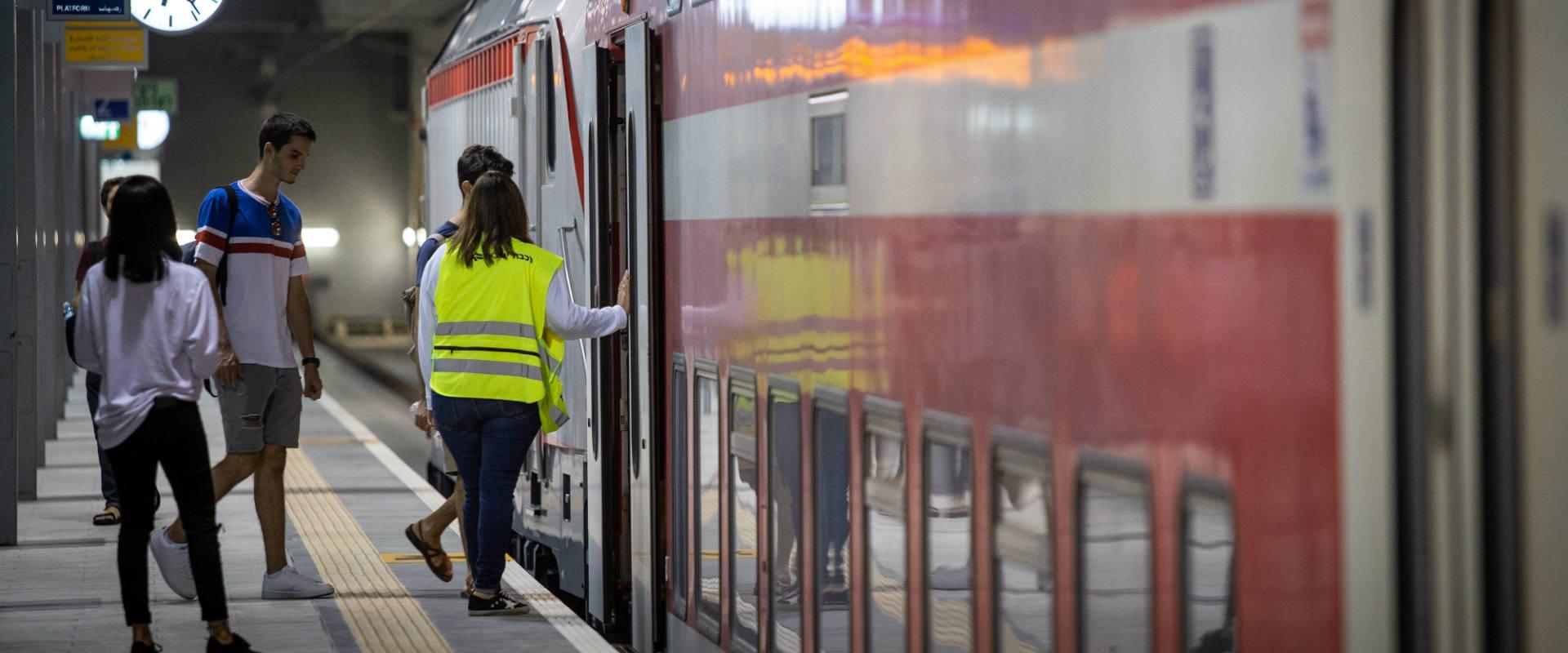 הרכבת לירושלים